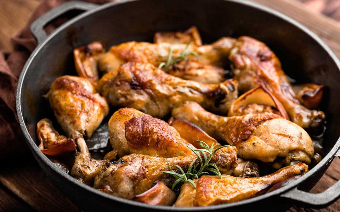 12. Juni bis 18. Juni – Kulinarisches Special – Poulet in Variationen