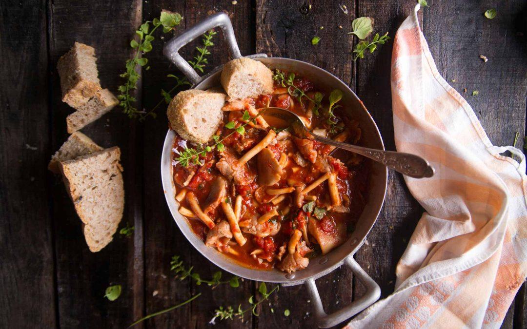 26. Juni bis 2. Juli – Kulinarisches Special – Waldwoche: Pilze