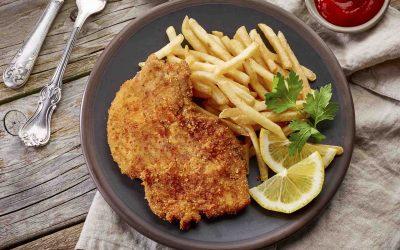28. August bis 3. September – Kulinarisches Special – Schnitzelwoche